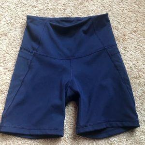 Navy Blue Biker Shorts (3 for $12)